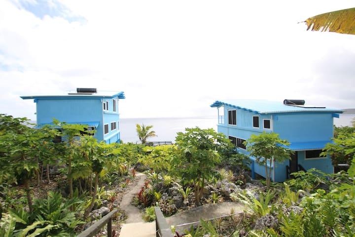 laus getaway supreme villa
