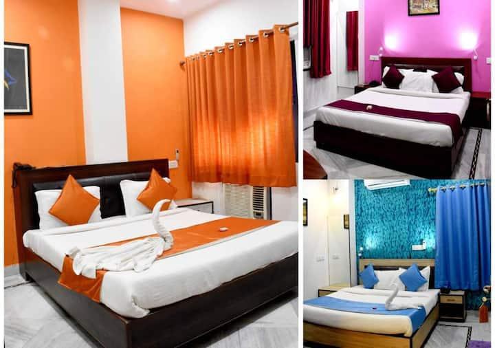 Standard Room in Kota @ Hotel The Pride
