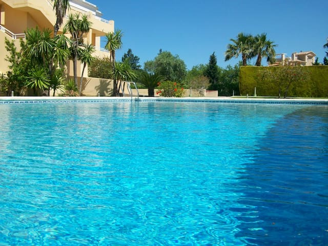 New apartments with pool. Ref. RESIDENCIAL HOYO-45