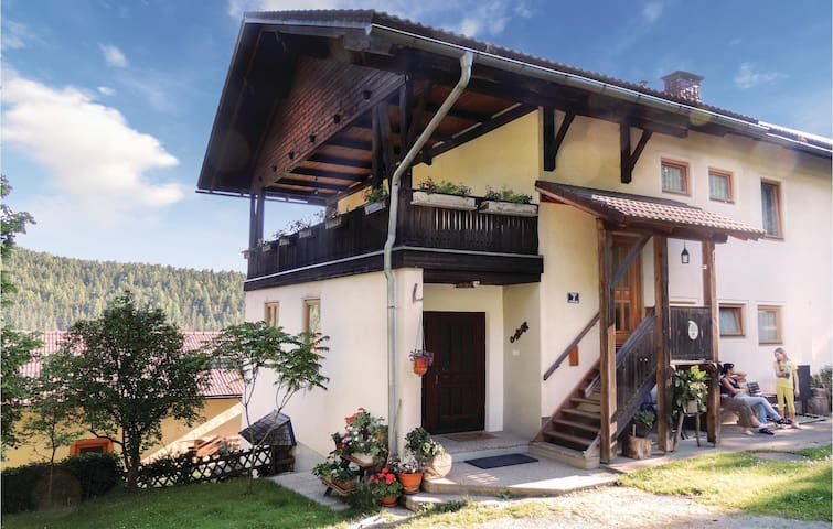 Holiday apartment with 1 bedroom on 47 m²