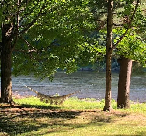 River Chalet