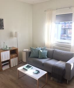 5th floor apartment with balcony - Oslo