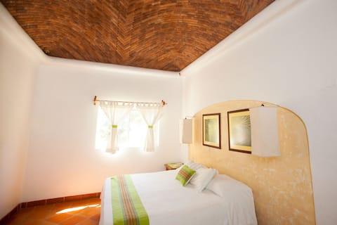 Villas Sayulita - Habitación cama King size 1