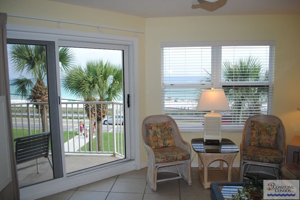 Enjoy the Ocean View from your Living Room