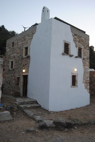 Renovated old traditional House - Kos