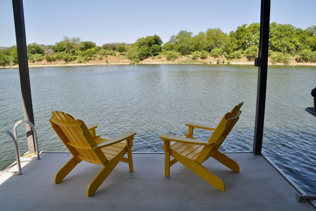 Private views and relaxation await!