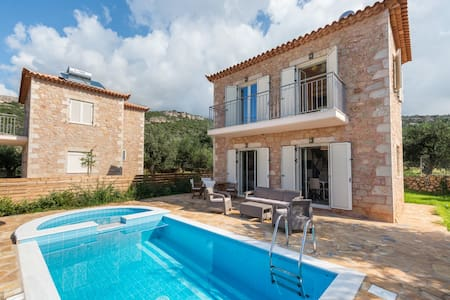 Villa Danae - Stoupa