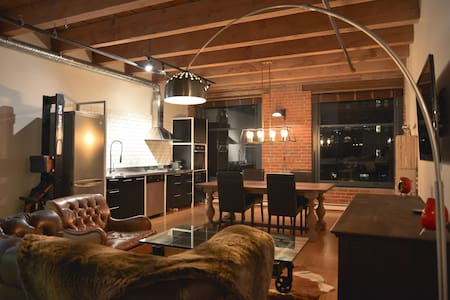 Gastown Heritage Loft - Vancouver - Loft