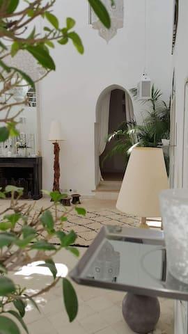 Riad atypique pour 6 - Marrakesh - Huis