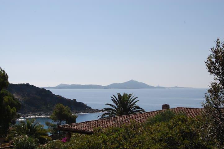 Bellissima villa sul mare a Capo Boi (Villasimius) - Villasimius - Villa