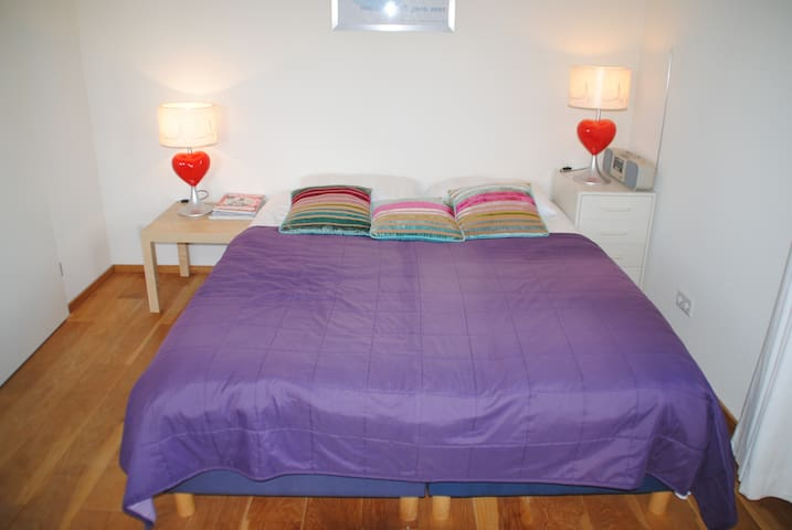 Cosy room in Domburg near beach shops restaurants