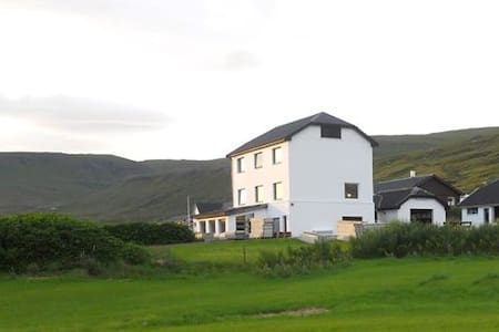 Lakeside apartment Vatnsoyrar, Faroe Islands - Vatnsoyrar - Квартира