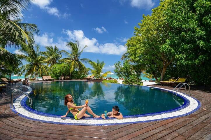 ADAARAN PRESTIGE VADOO MALDIVES-ALL INCLUSIVE