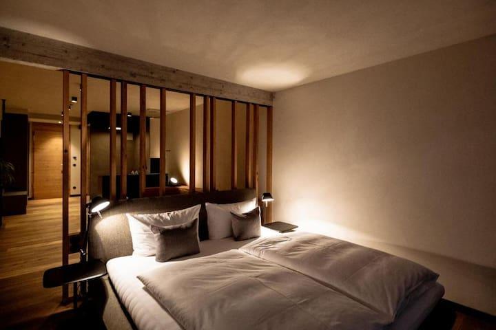Hotel Restaurant Seegarten, (Sundern), L Design Doppelzimmer