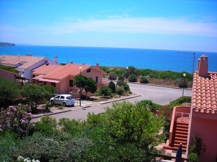 Appartamento vista mare a Funtana Meiga (Cabras)