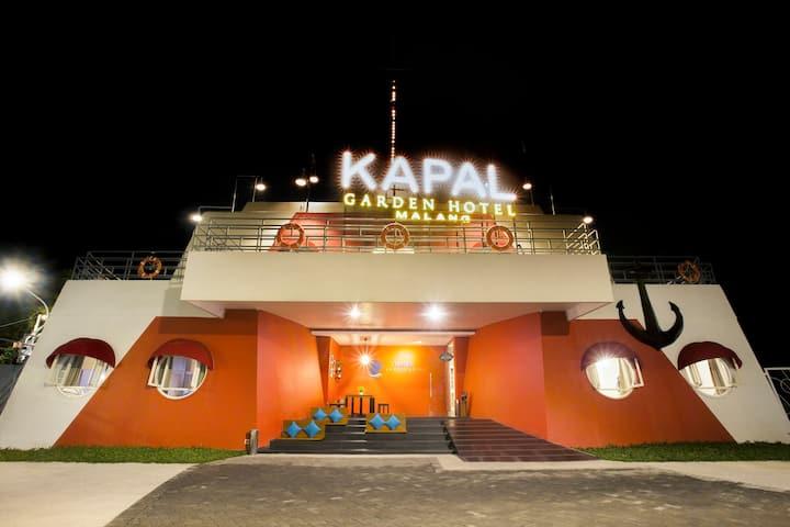 Kapal Garden Hotel Malang