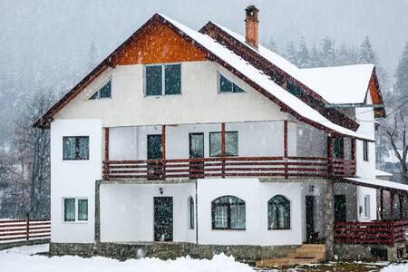 Casa Matei din Bistricioara