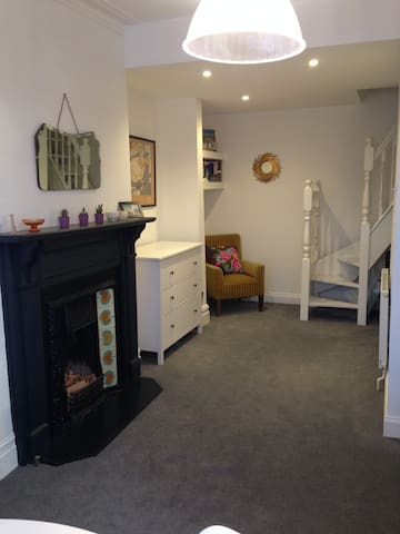 Beautiful, comfortable seaside flat - Southend-on-Sea - Huoneisto