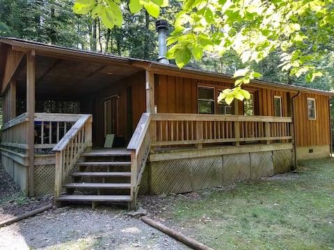 Cabin 4 - Appalachian Escape - Hot Tub/Fireplace