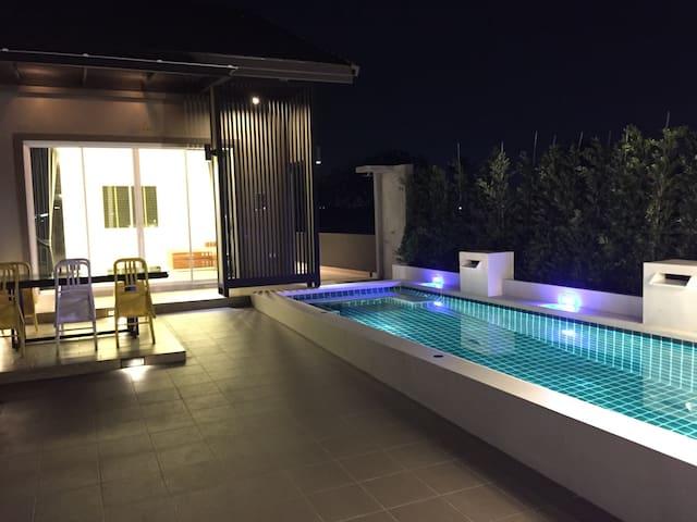 Pool Garden - Hua Hin City