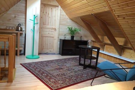 Mansardenzimmer im Heidekreis - Bomlitz - Andere