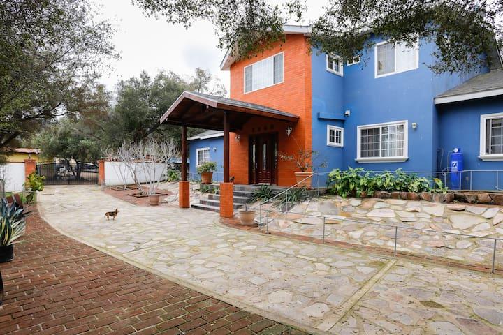 Casa en San Antonio de las Minas (Ruta del Vino)