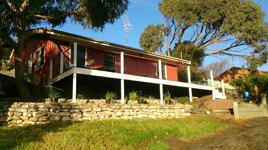 Beach shack:near Great Ocean road - Breamlea - House