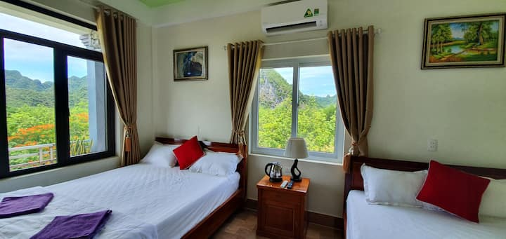 Phong Nha Amanda homestay - Private Single room