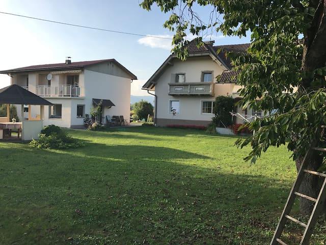 Gemütliche Ferienwohnung am Klopeinersee