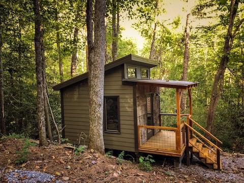 Moon Shadow Tiny Cabin 3 | Indigo Nature Retreat