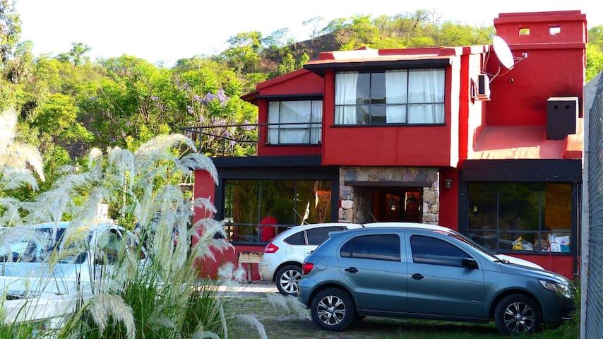 CABAÑAS RIO - PAX 15