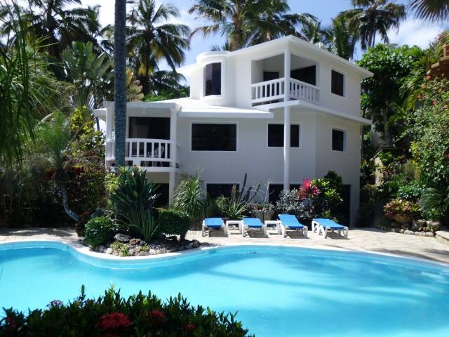Studio no 1 with garden for 2 - Cabarete - Casa