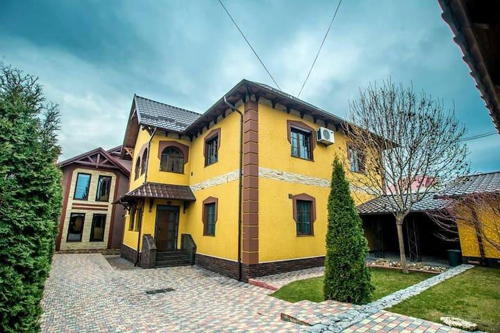Hose for rent in Chisinau, Moldova.