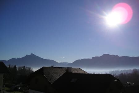 Appartment with lake and mountain panorama view - Mondsee