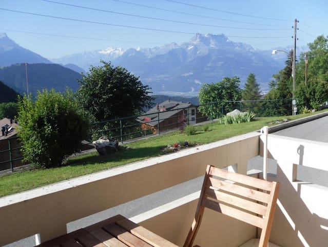 appartement pour 3 personnes - Leysin - อพาร์ทเมนท์