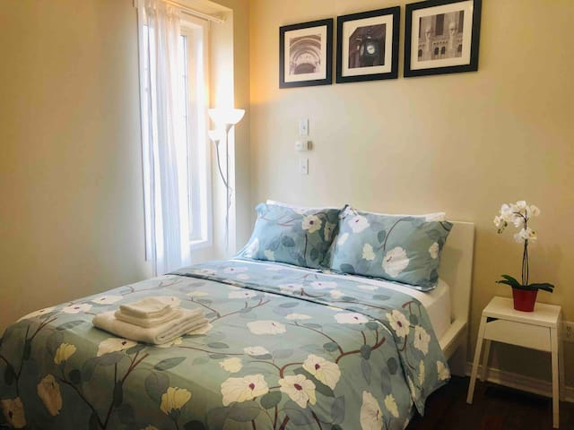 Cosy comfortable room near York University subway