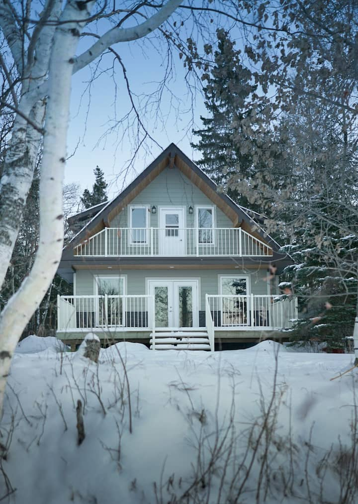 Lakeview Cottage-Morin Lake Regional Park 4Bd/3Ba