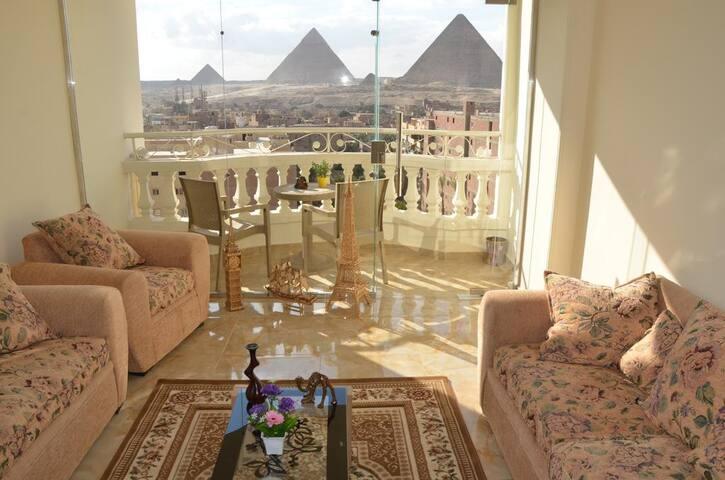 Sun Pyramids View Inn