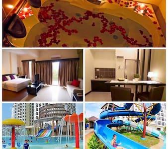 Studio Jacuzzi Bayou Lagoon Resort - มะละกา - (ไม่ทราบ)