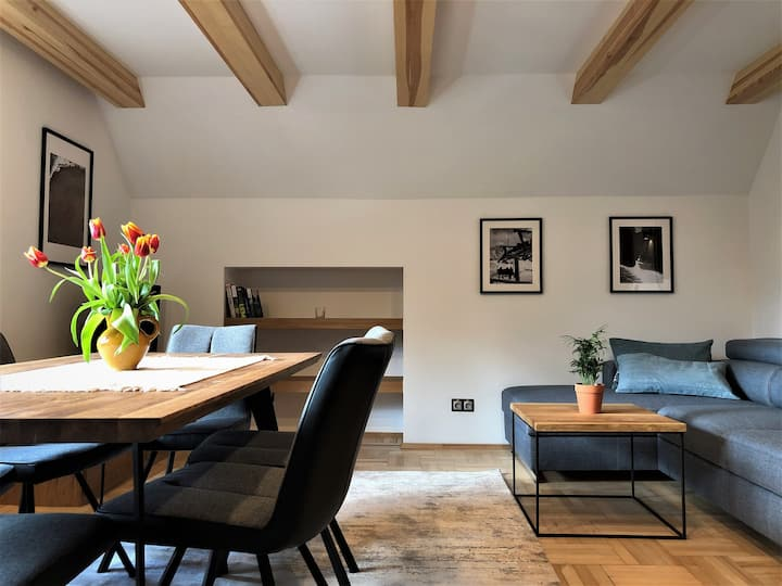 Beautiful Apartment in Pieniny Mountains