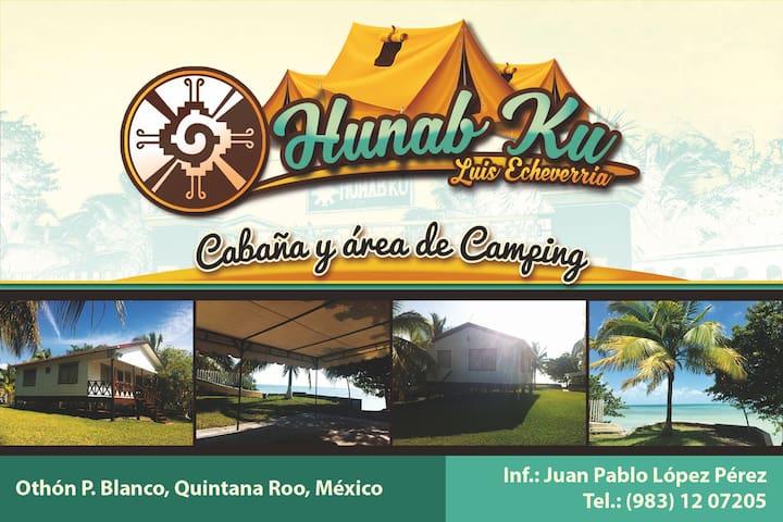 Hunab ku. Luis Echeverría - Chetumal