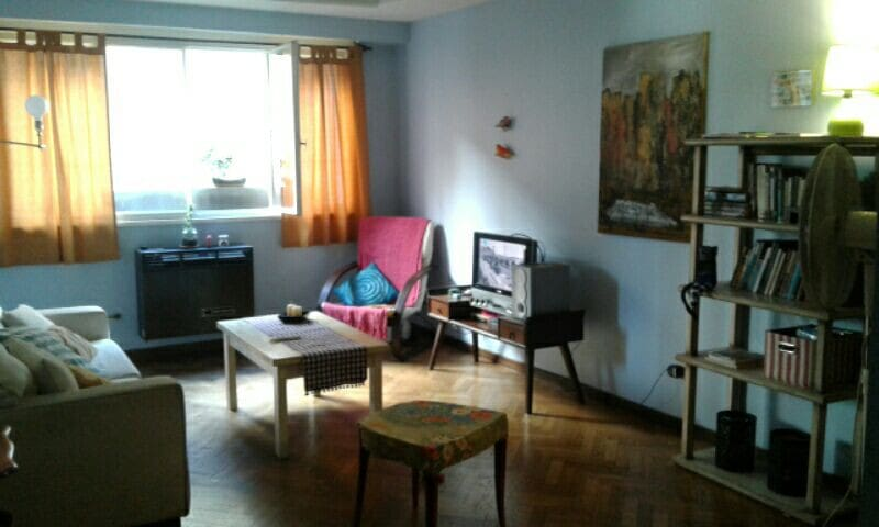 Large apartment, near the Obelisk. - Buenos Aires - Apartment