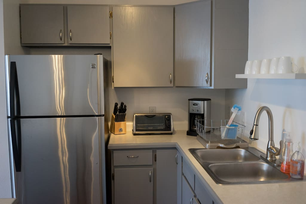 Downtown jackson hole apartment apartments for rent in for Kitchen jackson hole