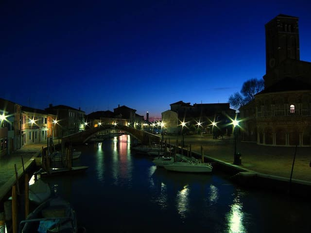 Ca' S.Salvador House Holidays - Murano,Venezia, Veneto, IT  - Apartment