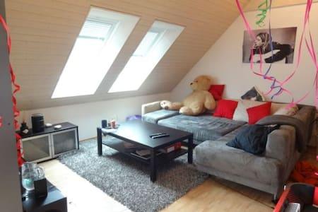 Zimmer in schöner Maisonette-Wohnung