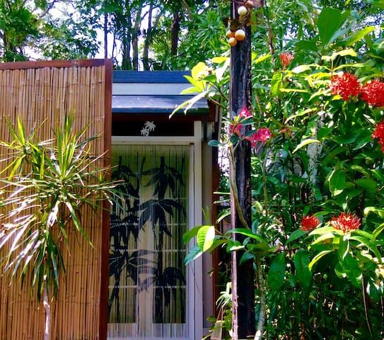 The Tropical Rainforest Beach Bungalow