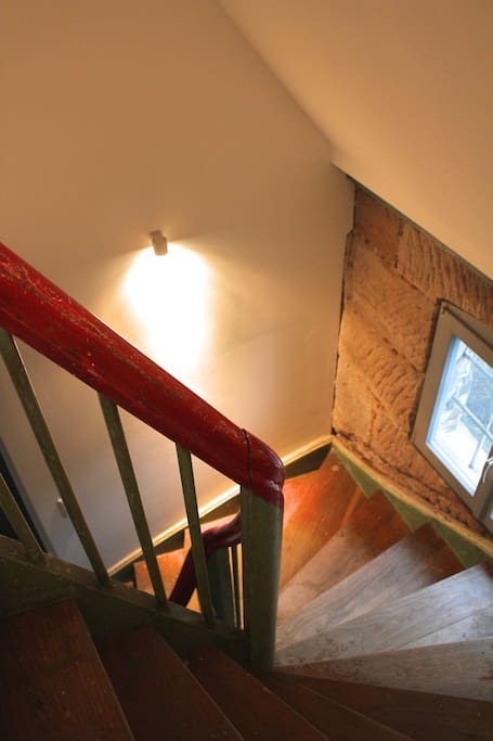 Aufgang / Stairs