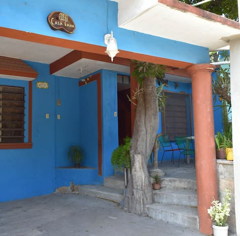 Casa CHAN (Balcón privado) (A/C) (Wifi) (Tv)