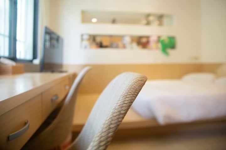 喀可萊 Kaka Space 和室雙人房