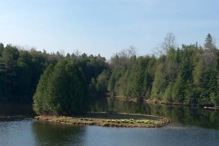 Water View Quiet Country Home - Priceville - House